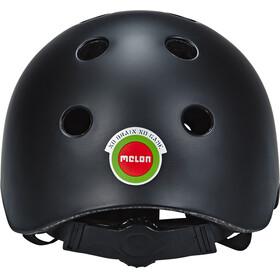 Melon Core Fahrradhelm black